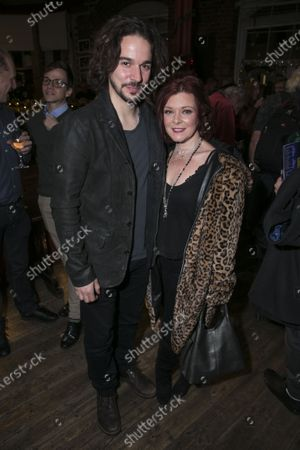 Editorial image of 'The Boy Friend' party, Press Night, London, UK - 03 Dec 2019