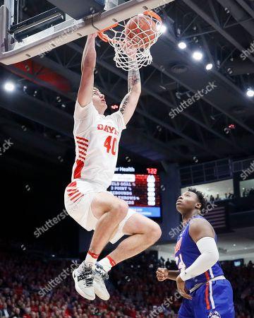 Editorial photo of Houston Baptist Basketball, Dayton, USA - 03 Dec 2019