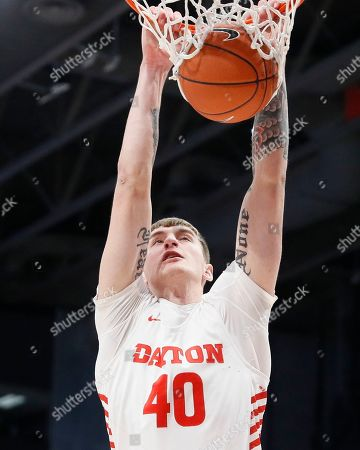 Editorial picture of Houston Baptist Basketball, Dayton, USA - 03 Dec 2019