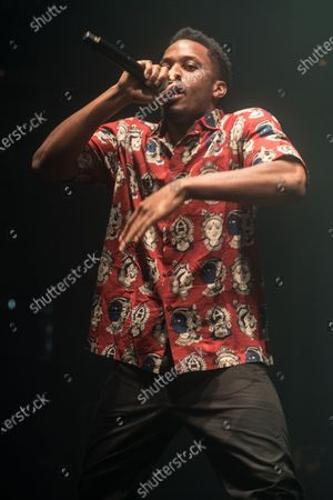 Stock Image of Denzel Rae Don Curry