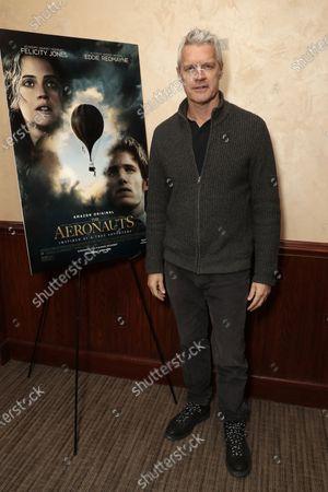 Editorial image of Amazon Studios 'The Aeronauts' film Tastemaker, New York, USA - 03 Dec 2019