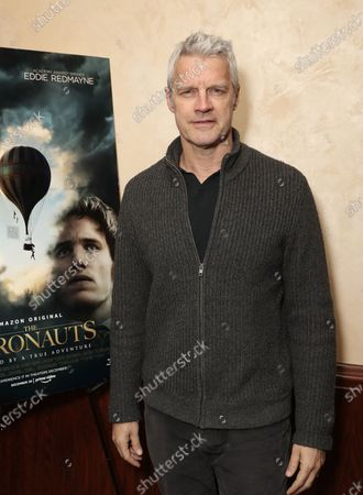Editorial picture of Amazon Studios 'The Aeronauts' film Tastemaker, New York, USA - 03 Dec 2019