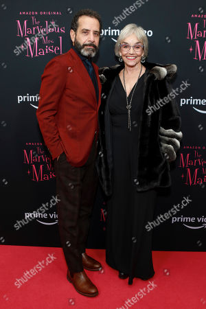 "Tony Shalhoub attends Amazon Prime Video's ""The Marvelous Mrs. Maisel"" season 3 premiere at the Museum of Modern Art, in New York"