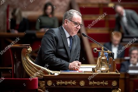 Editorial image of Parliamentary questions, Paris, France, - 03 Dec 2019