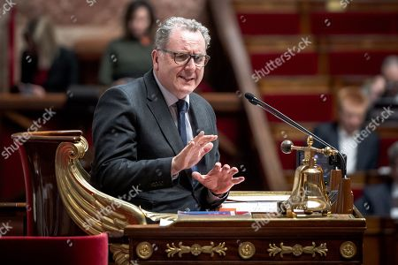 Stock Photo of Richard Ferrand
