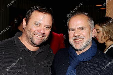 Stock Photo of Scott Franklin and Jeremy Dawson