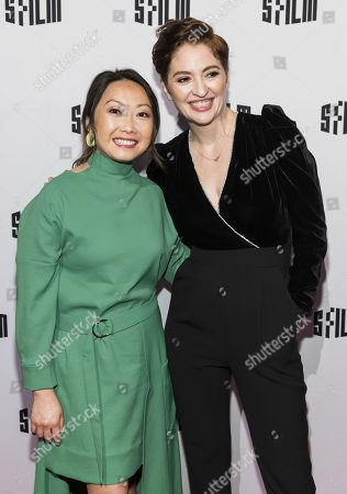 Lulu Wang and Marielle Heller