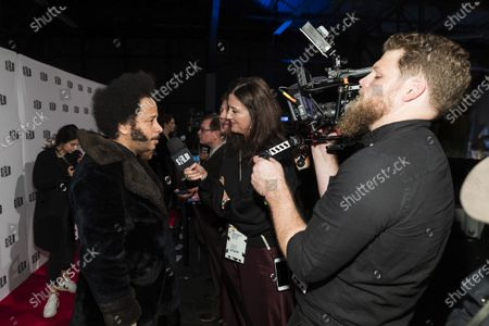 Stock Photo of Boots Riley