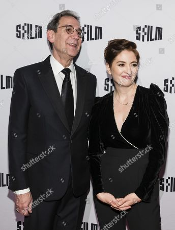 Editorial image of SFFILM Awards Night, San Francisco, USA - 03 Dec 2019