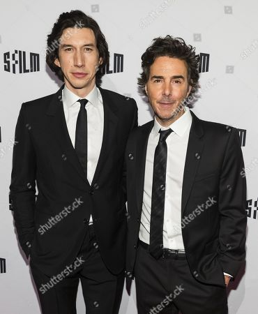 Editorial picture of SFFILM Awards Night, San Francisco, USA - 03 Dec 2019