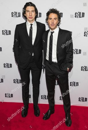 Editorial photo of SFFILM Awards Night, San Francisco, USA - 03 Dec 2019