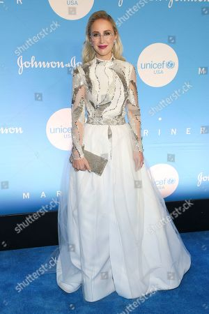 Sterling McDavid attends the 15th annual UNICEF Snowflake Ball at The Atrium, in New York