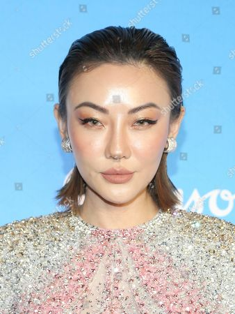 Jessica Wang attends the 15th annual UNICEF Snowflake Ball at The Atrium, in New York