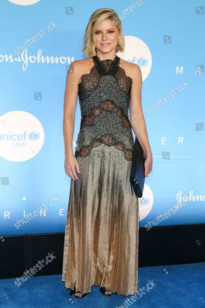 Kate Bolduan attends the 15th annual UNICEF Snowflake Ball at The Atrium, in New York