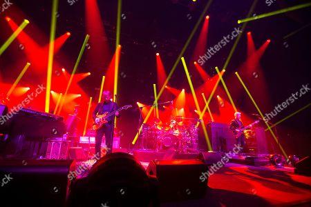 Editorial image of Phish In Concert - , Philadelphia, USA - 03 Dec 2019