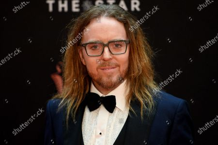 Tim Minchin arrives at the 2019 Australian Academy of Cinema and Television Arts Awards in Sydney, Australia, 04 December 2019.