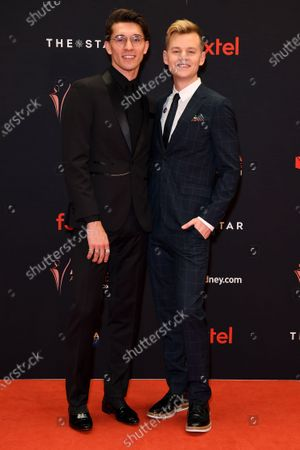 Editorial image of Australian Academy of Cinema and Television Arts Awards in Sydney, Australia - 04 Dec 2019