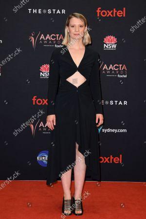Editorial photo of Australian Academy of Cinema and Television Arts Awards in Sydney, Australia - 04 Dec 2019