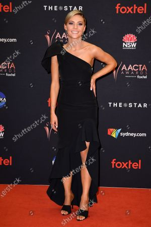 Editorial picture of Australian Academy of Cinema and Television Arts Awards in Sydney, Australia - 04 Dec 2019
