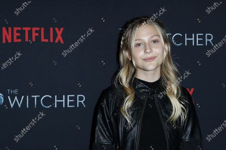 Editorial picture of Photocall for Netflix's The Witcher in Los Angeles, USA - 03 Dec 2019