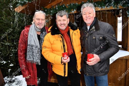 Johnny Logan, Semino Rossi and Paul Young