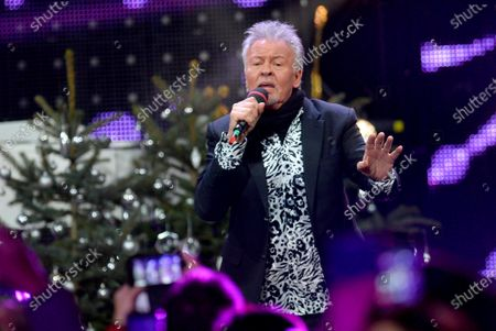 Stock Picture of Paul Young