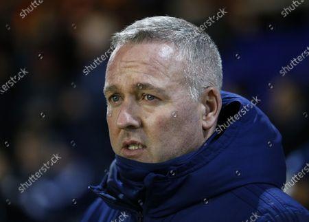 Ipswich Town Manager Paul Lambert