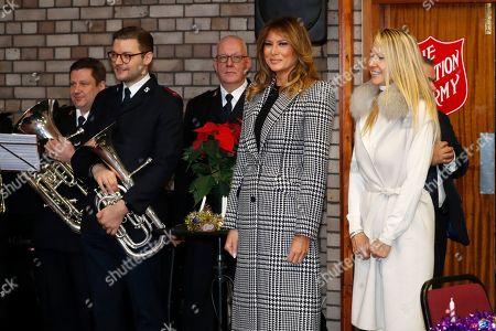 Editorial picture of Melania Trump, London, United Kingdom - 04 Dec 2019
