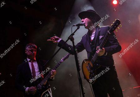 The Libertines - Carl Barat & Pete Doherty