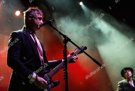 Editorial photo of The Libertines in concert, O2 Academy, Bournemouth, UK - 03 Dec 2019