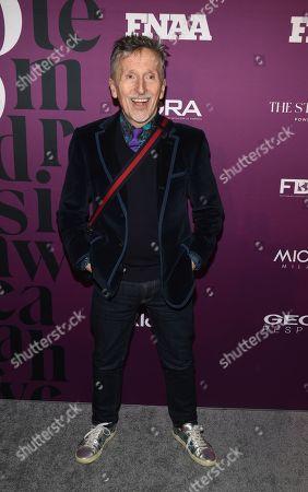 Editorial photo of 33rd Annual Footwear News Achievement Awards, Arrivals, New York, USA - 03 Dec 2019