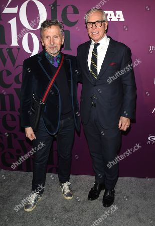 Stock Picture of Simon Doonan, Tommy Hilfiger