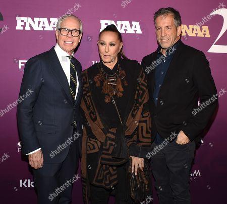 Tommy Hilfiger, Donna Karan and Kenneth Cole