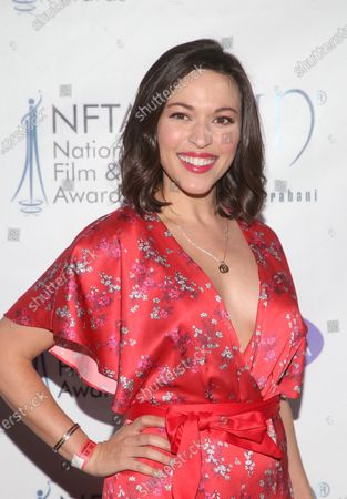 Editorial picture of 2nd Annual NFTA National Film and TV Awards, Los Angeles, USA  - 03 Dec 2019