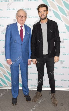 Michael Whitehall and Jack Whitehall