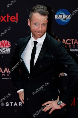 Editorial picture of Australian Academy of Cinema and Television Arts Awards, Sydney, Australia - 04 Dec 2019