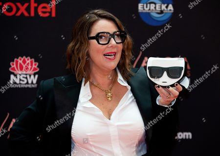 Stock Image of Julia Morris