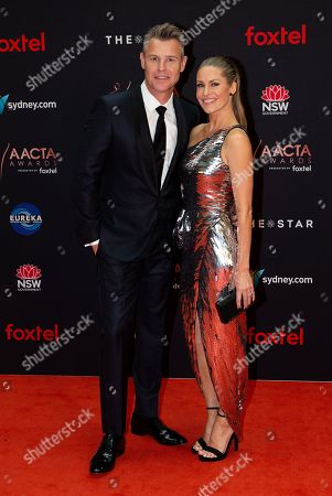 Editorial image of Australian Academy of Cinema and Television Arts Awards, Sydney, Australia - 04 Dec 2019