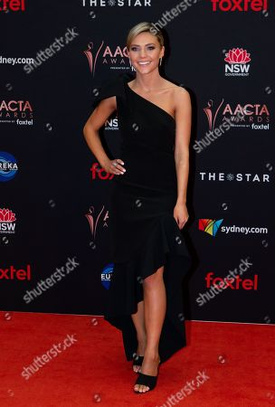 Editorial photo of Australian Academy of Cinema and Television Arts Awards, Sydney, Australia - 04 Dec 2019