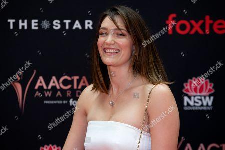 Stock Image of Tess Haubrich