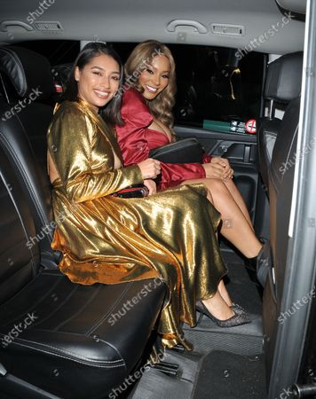 Vanessa White and Munroe Bergdorf