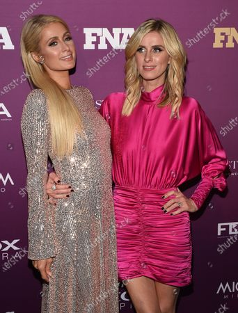 Nicky Hilton Rothschild, Paris Hilton