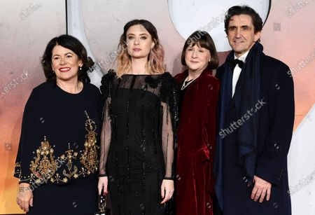 Editorial photo of '1917' film premiere, Arrivals, London, UK - 04 Dec 2019