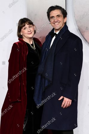 Editorial picture of '1917' film premiere, Arrivals, London, UK - 04 Dec 2019