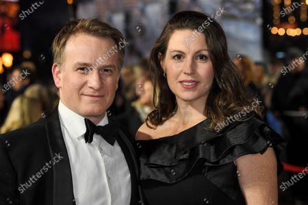 Jamie Parker and Deborah Crowe