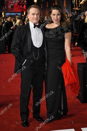 Stock Image of Jamie Parker and Deborah Crowe