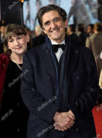 Editorial image of '1917' film premiere, Arrivals, London, UK - 04 Dec 2019