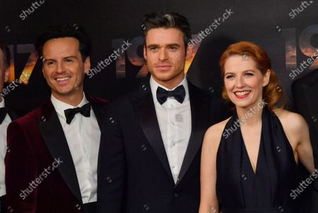 Andrew Scott, Richard Madden and Krysty Wilson-Cairns