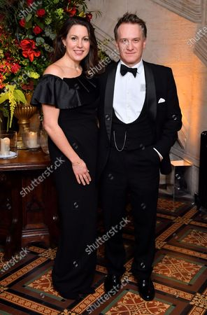 Editorial image of '1917' film premiere, After Party, London, UK - 04 Dec 2019