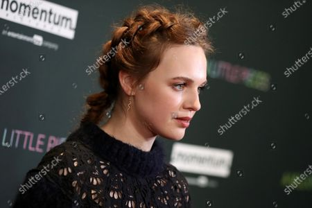 Stock Picture of Odessa Young